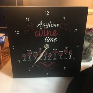 Other - Boutique Wine Clock